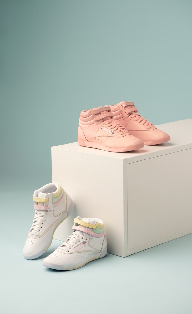 6cc23f4fd5d Reebok Celebrates Glow Season 2 With Retro Neon Kicks! – Mastering ...