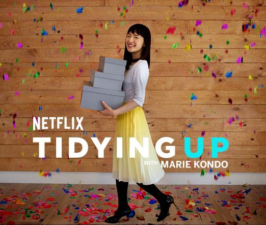 Tidying Up Netflix 2019