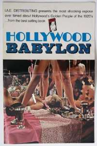 Hollywood Babylon Hays Code