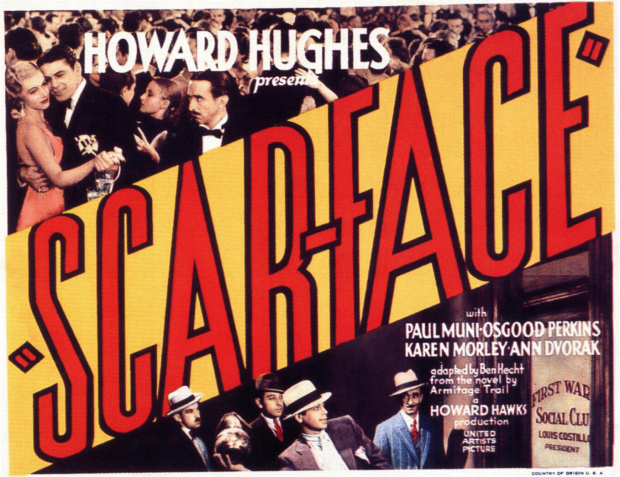 Scarface Pre-Code Cinema review