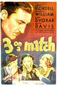 Three On A Match Humphrey Bogart