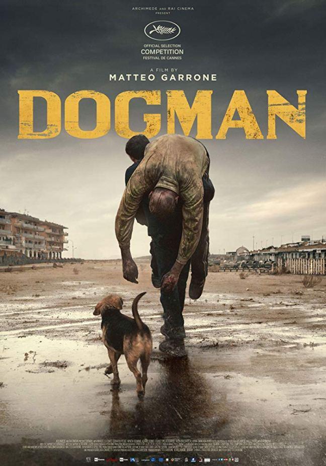 Dogman 2018 movie awards