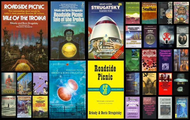 Roadside Picnic by Boris and Arkady Strugasky book review