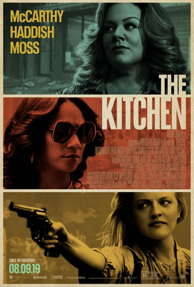 the kitchen 2019 movie review