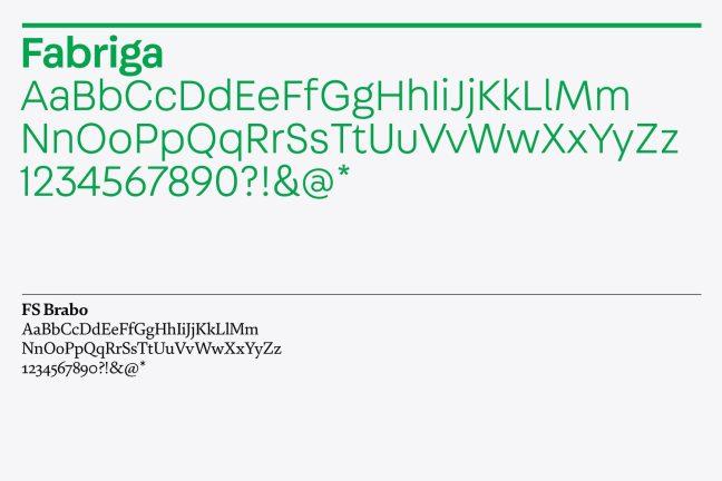 Fabriga Font